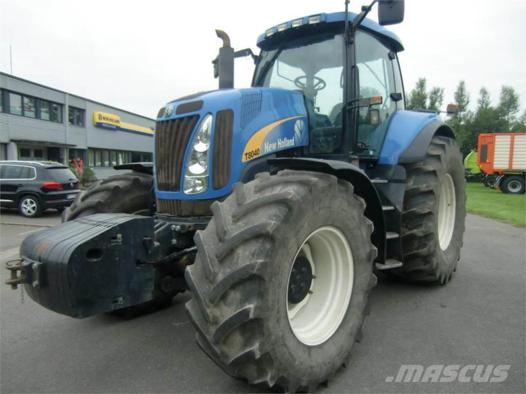 tracteur new holland t8040