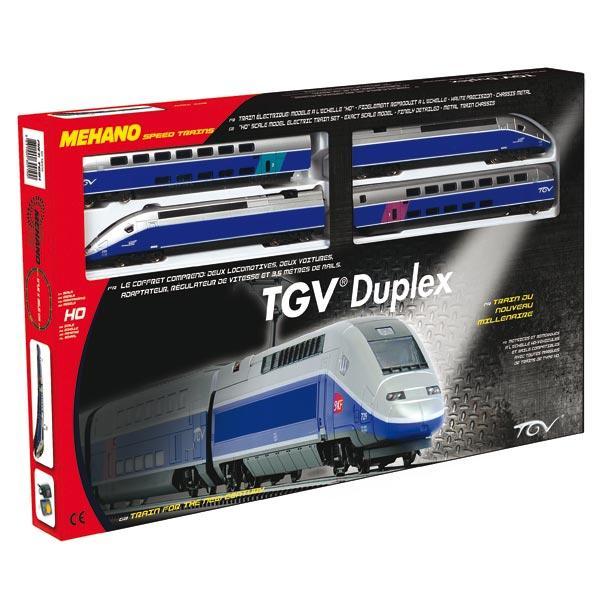 train electrique jouet tgv