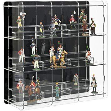 vitrine pour figurine