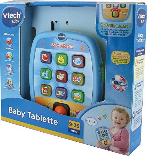 vtech baby tablette
