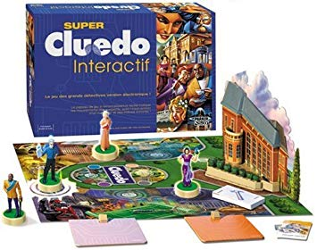 cluedo electronique