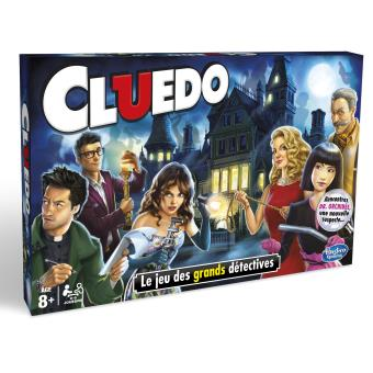 cluedo nouvelle version