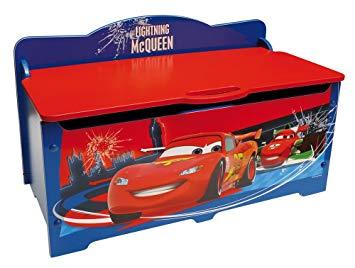 coffre jouet cars