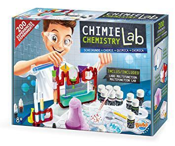 coffret chimie lab