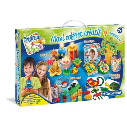 coffret loisir creatif enfant