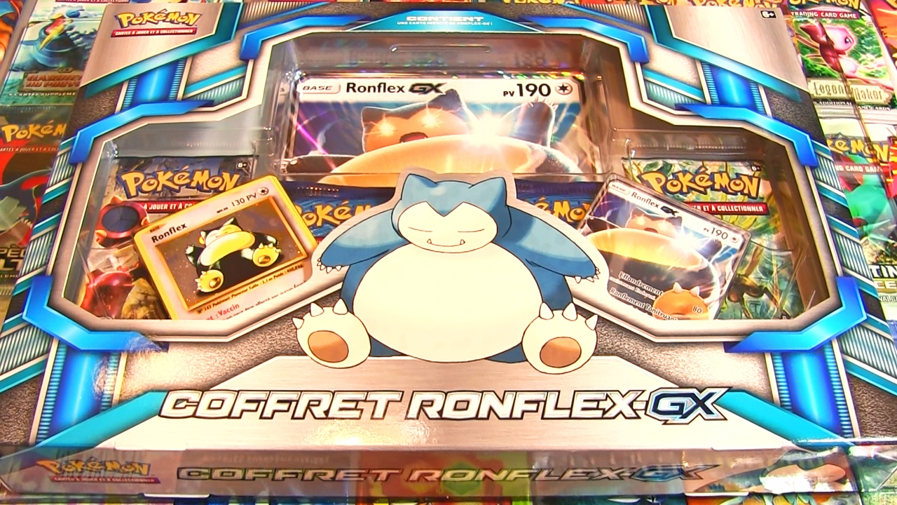 coffret pokemon gx francais