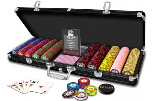 coffret poker
