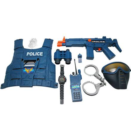 coffret police mission top secrete