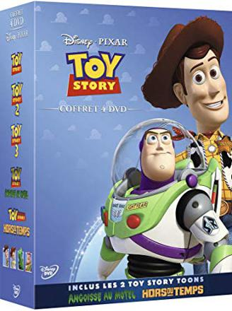 coffret toy story
