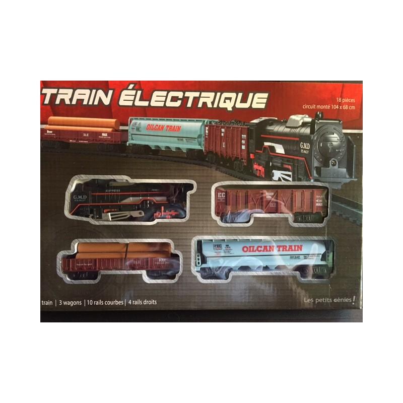 coffret train electrique