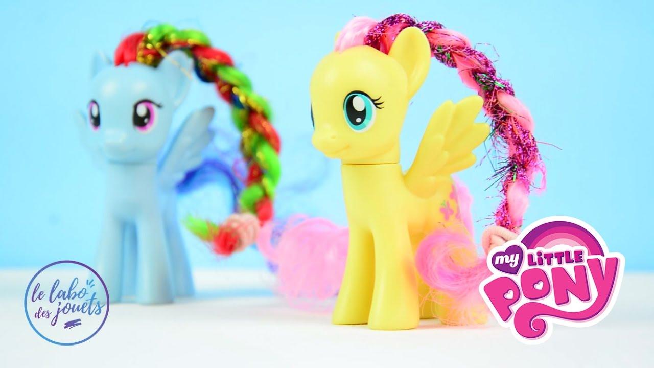 coiffure pony
