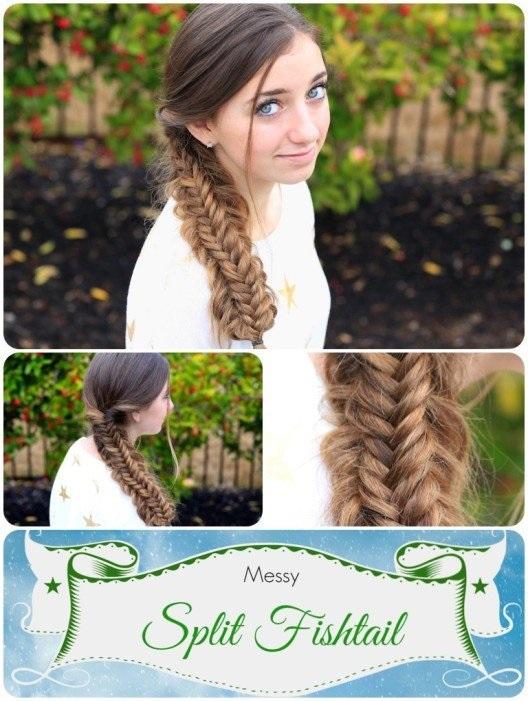 coiffure pour fille de 13 ans