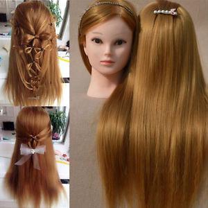 coiffure sur tete a coiffer