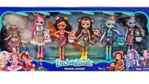 collection enchantimals