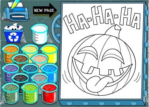 coloriage jeux en ligne