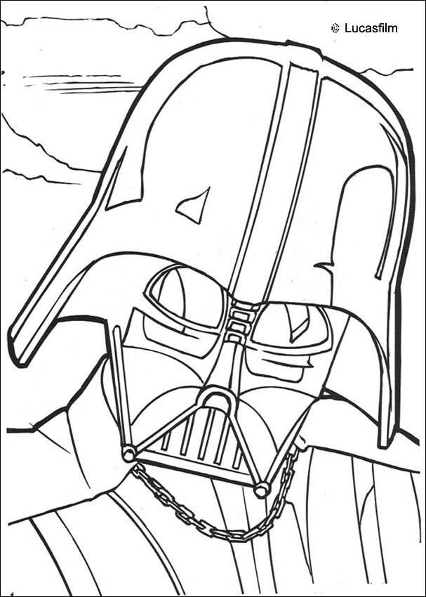 coloriage star wars en ligne