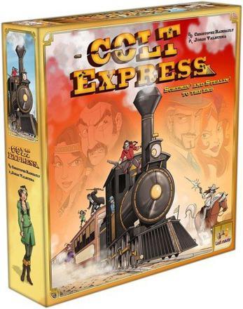 colt express