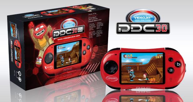 console pdc 30 jeux