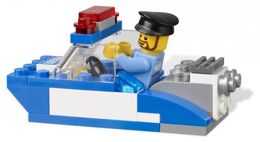 construction de lego