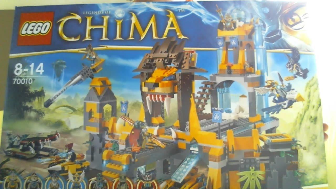 construction lego chima