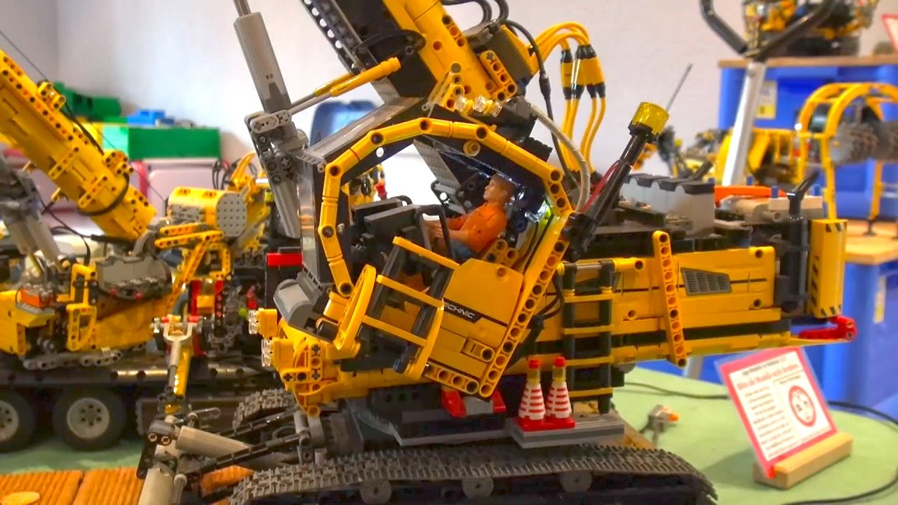 construction lego technic