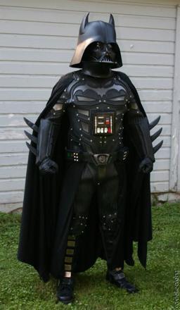 cosplay dark vador