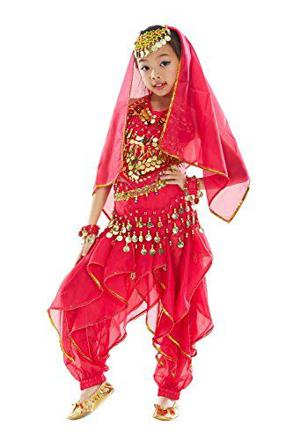 costume carnaval fille