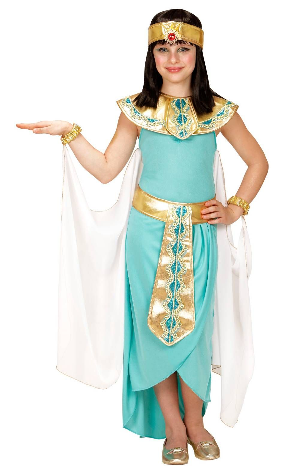 costume cleopatre fille