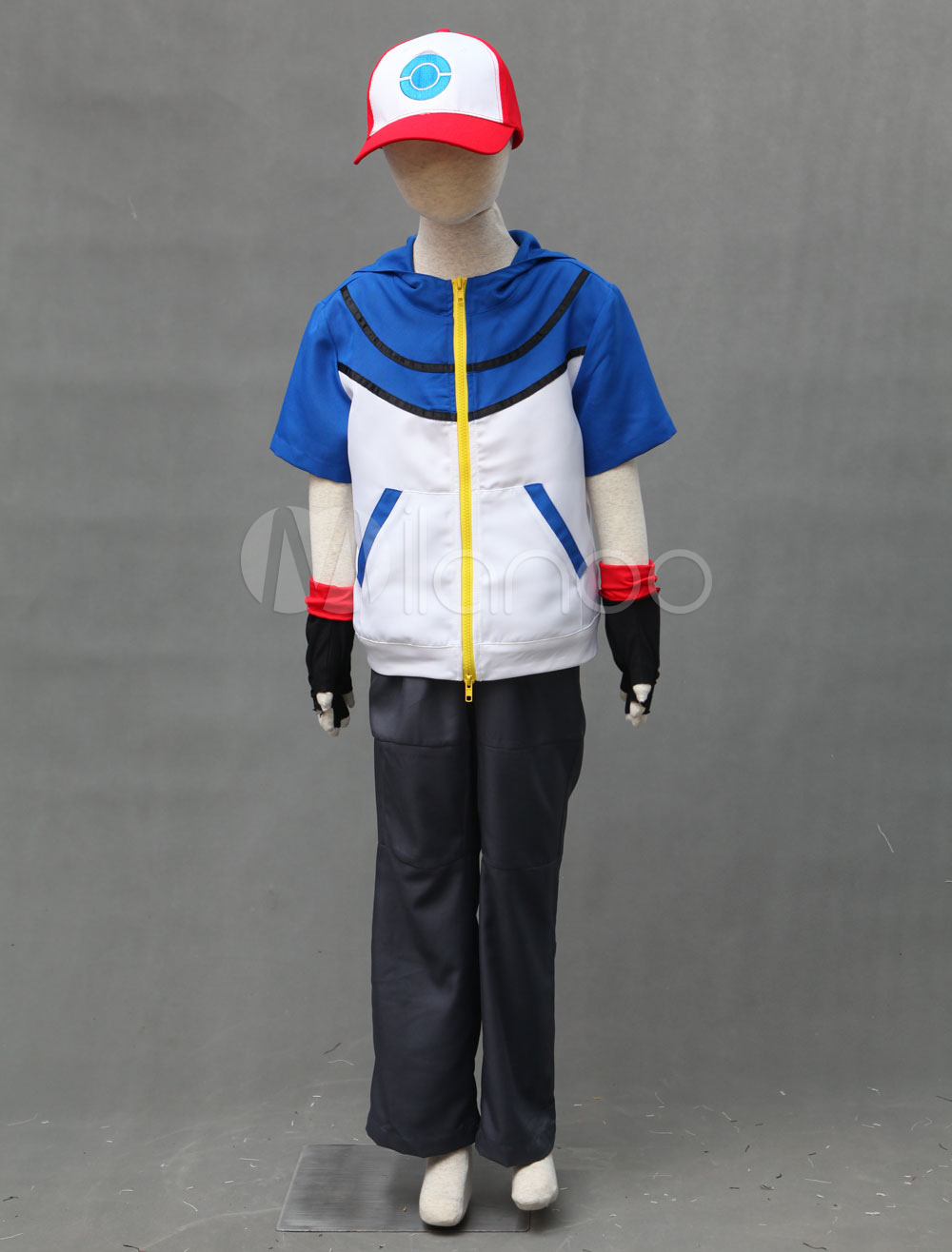 costume dresseur pokemon