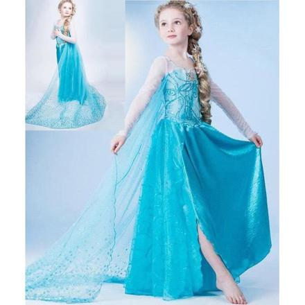costume reine des neiges disney