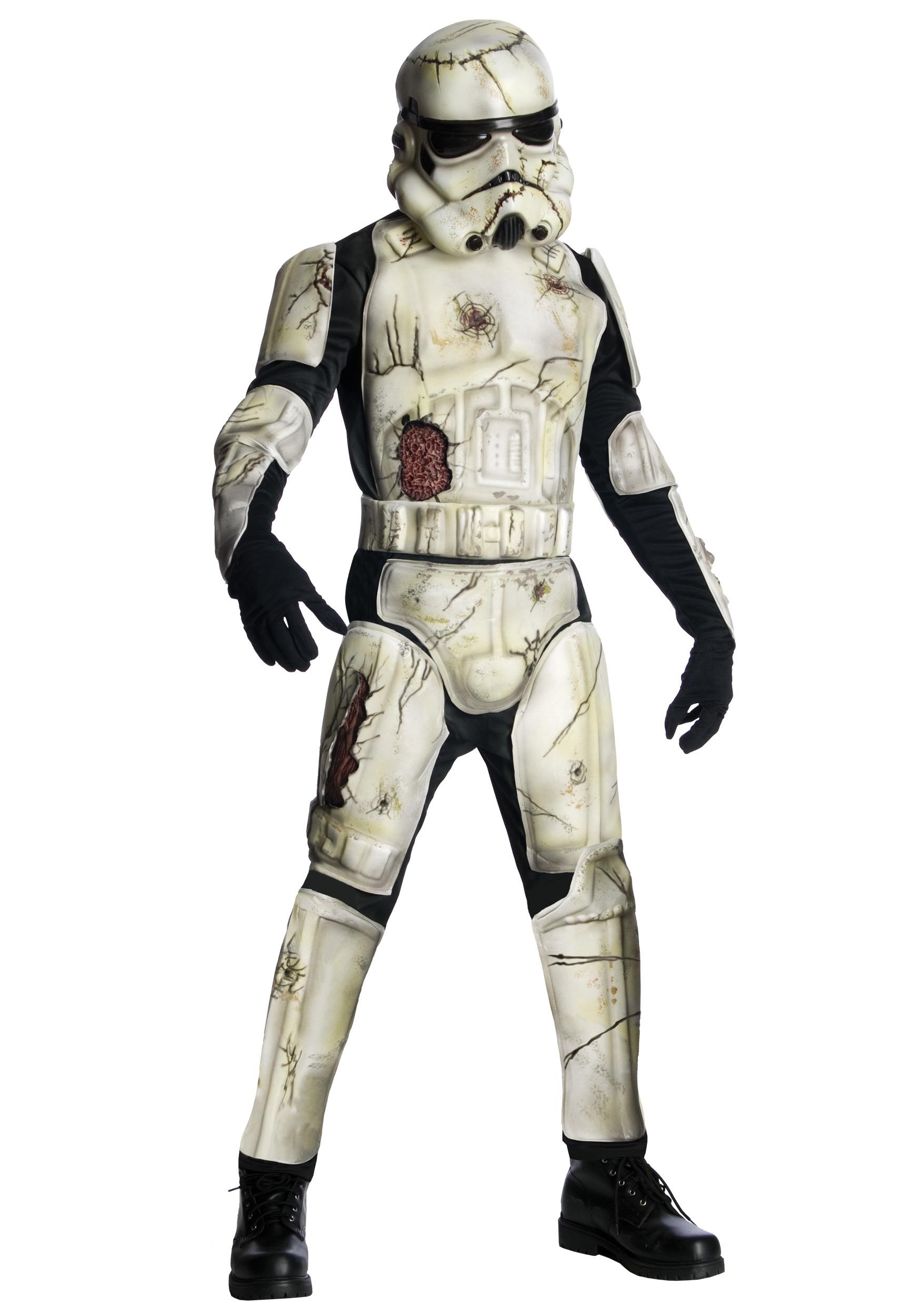 costume trooper adulte