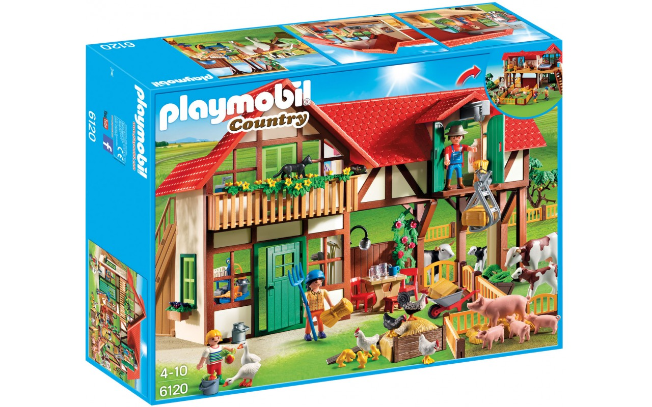 country ferme playmobil