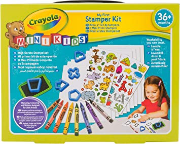 crayola mini kids