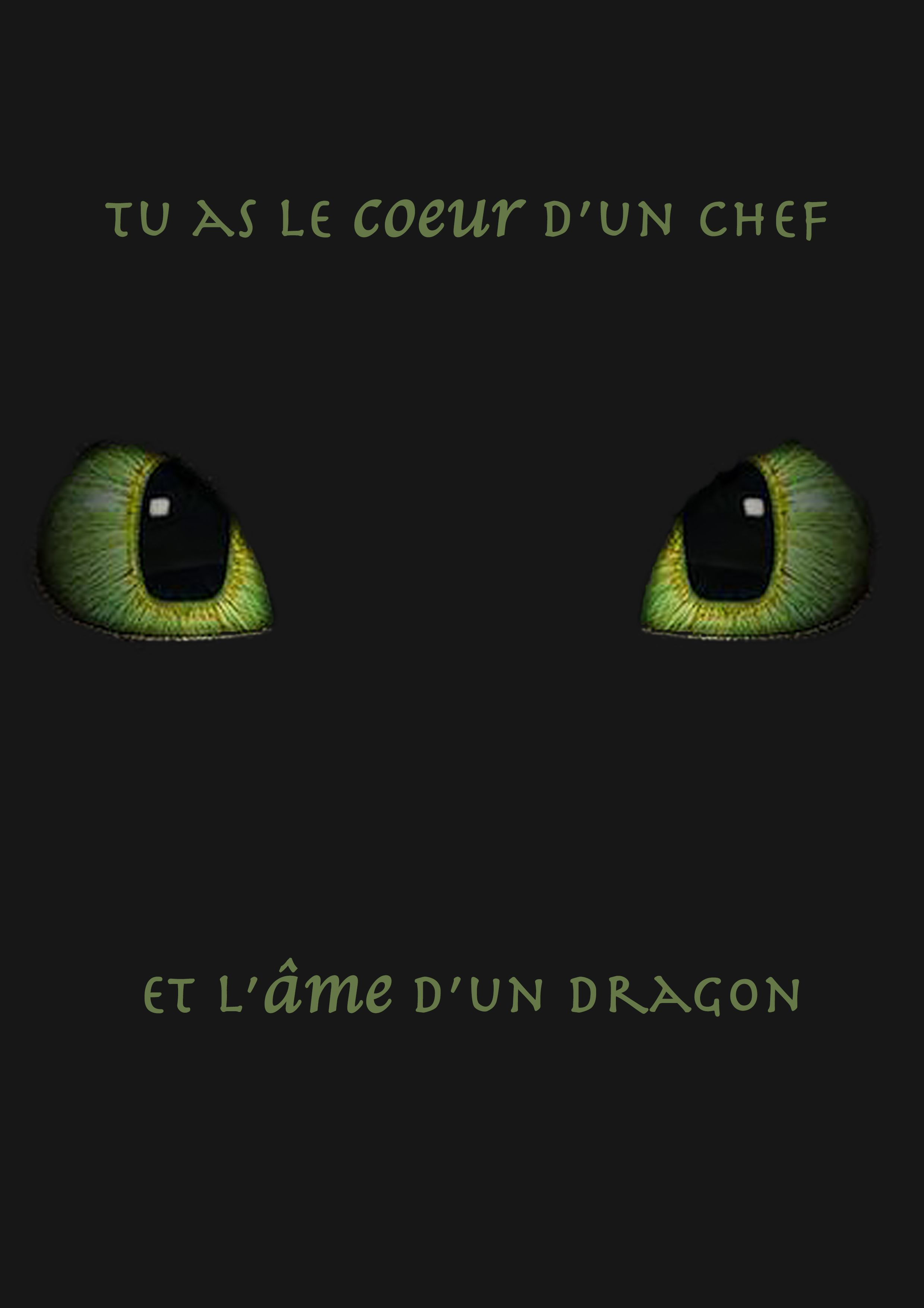 croque mou dragon