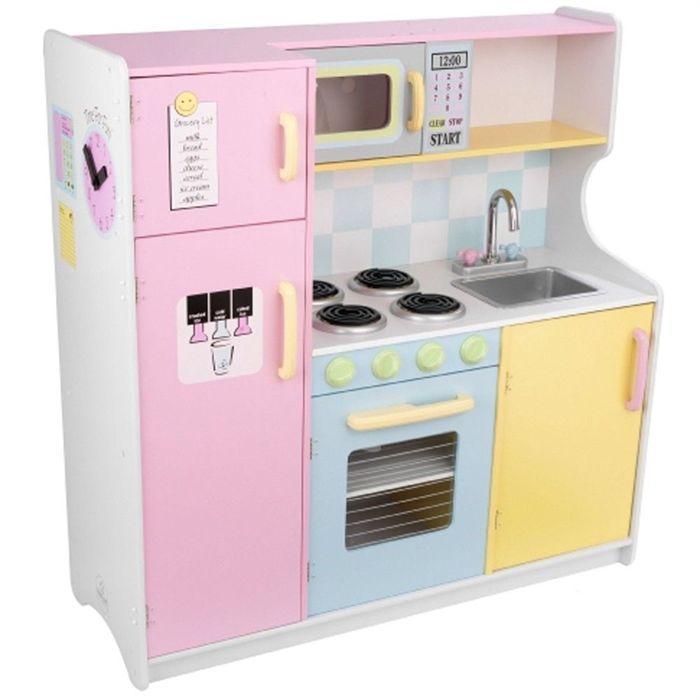 cuisine enfant bois