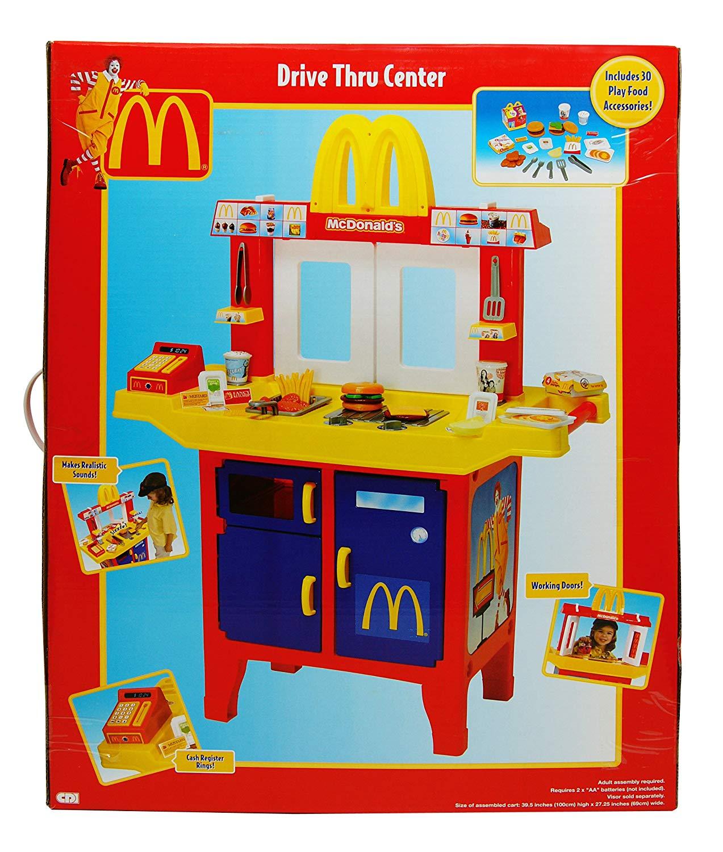 cuisine mcdonald jouet