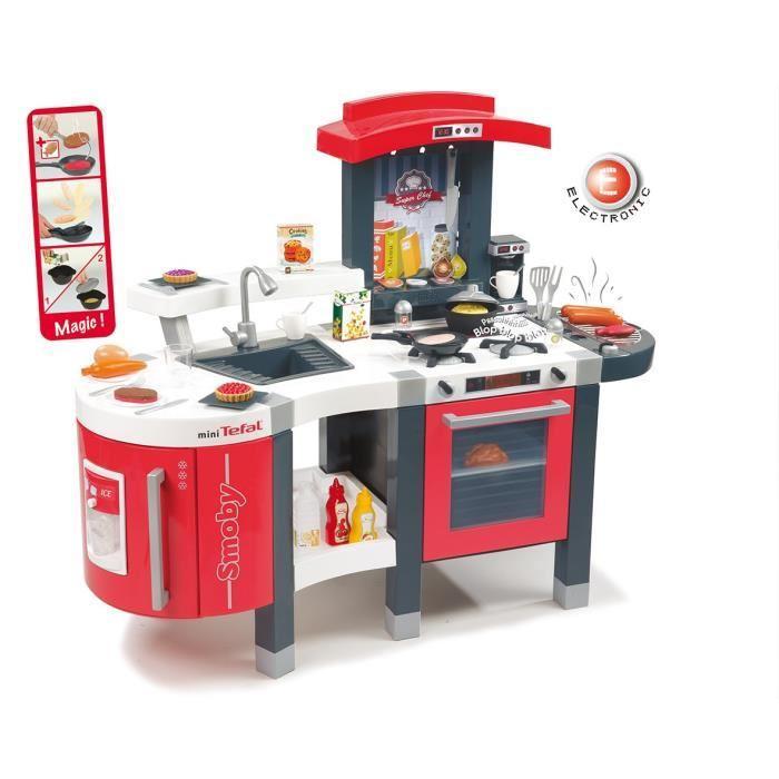 cuisine smoby mini tefal