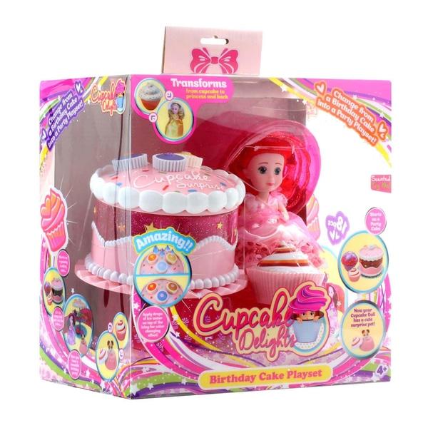 cupcake surprise