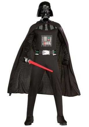 dark vador costume
