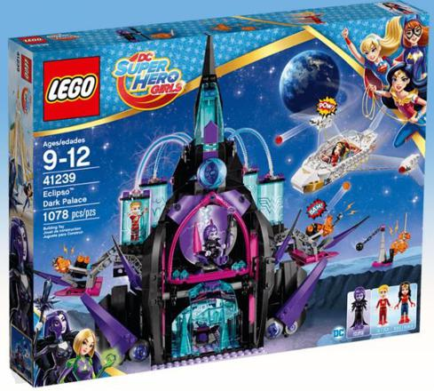 dc super heroes girl lego