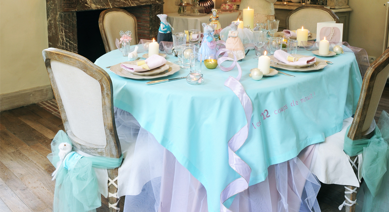 decoration cendrillon