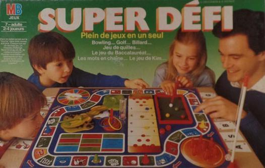 defi jeux