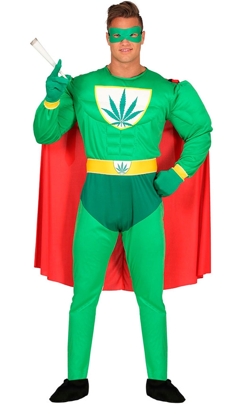deguisement adulte super héros