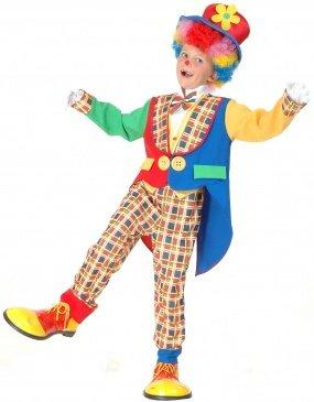 deguisement clown garcon
