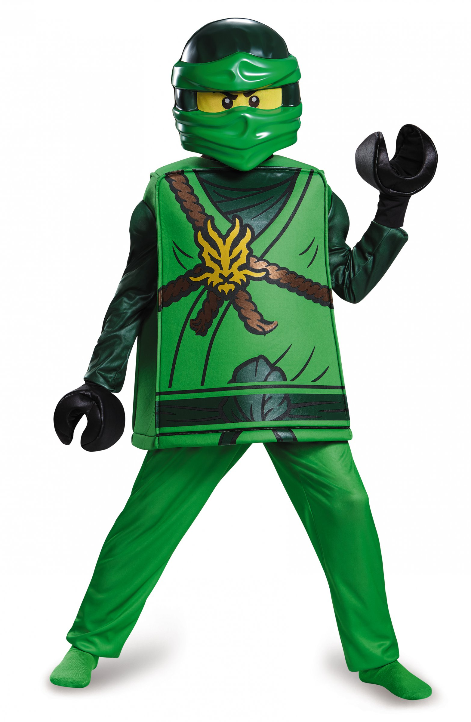 déguisement de ninjago