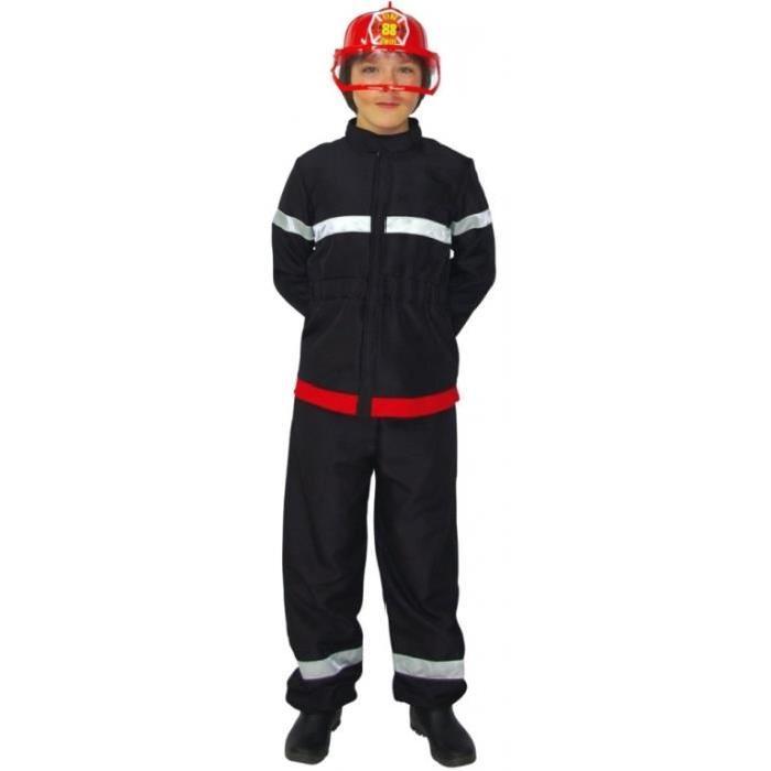 deguisement de pompier