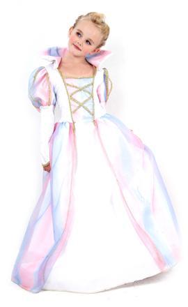 deguisement de princesse enfant