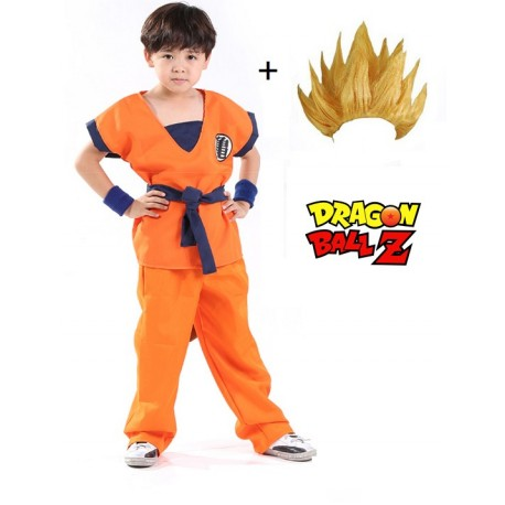 deguisement dragon ball