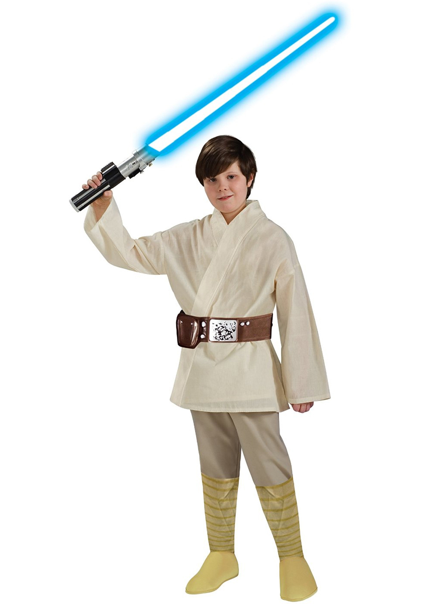 deguisement enfant luke skywalker