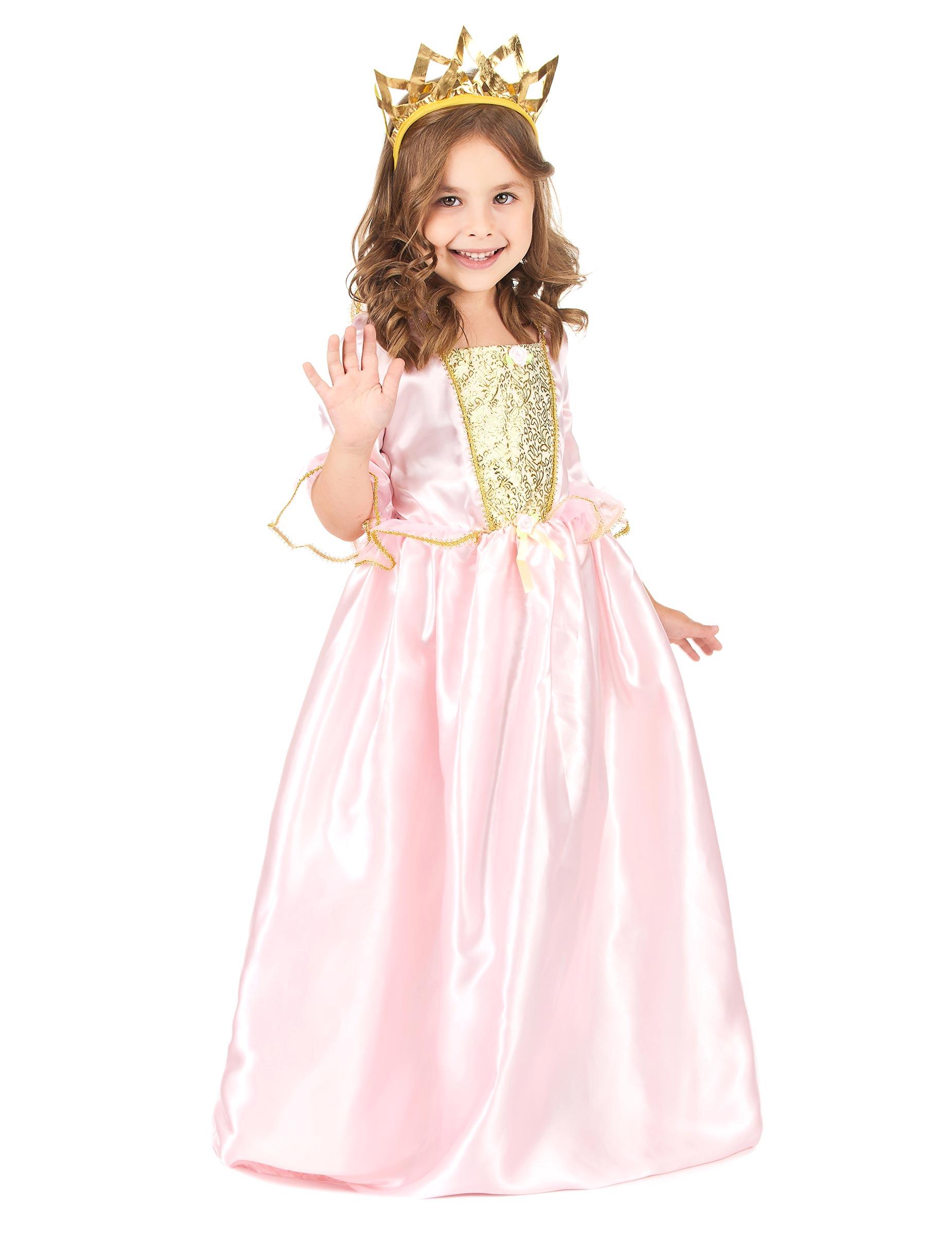 deguisement enfant princesse